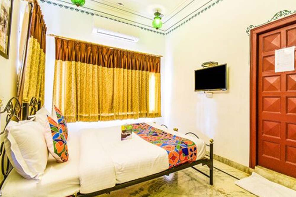 Hotels in City Palace Complex Udaipur