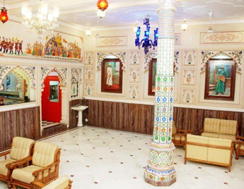 Luxury class Haveli Room near City Palace